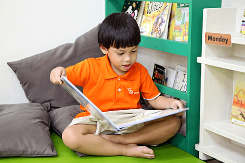 Reading Books for Extended Learning