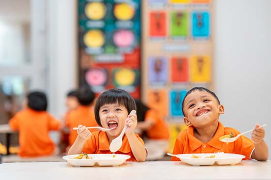 Top Preschool in Singapore