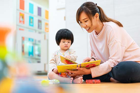 Positive Teacher and Child Relationship