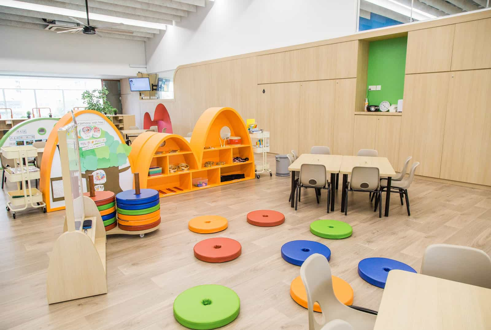 Top Preschool in Singapore | Learning Environment